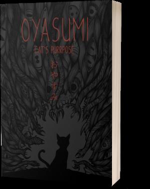 Oyasumi Cat's Purrpose
